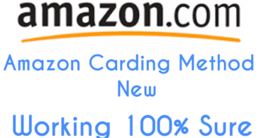 New amazon carding method