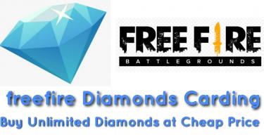 Freefire diamond carding