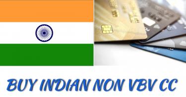 Buy indian non vbv cc