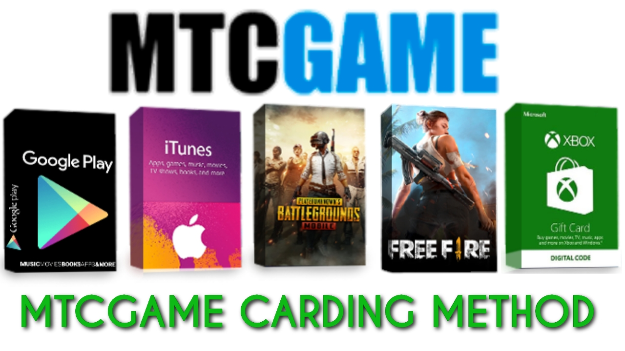 Mtcgame carding method